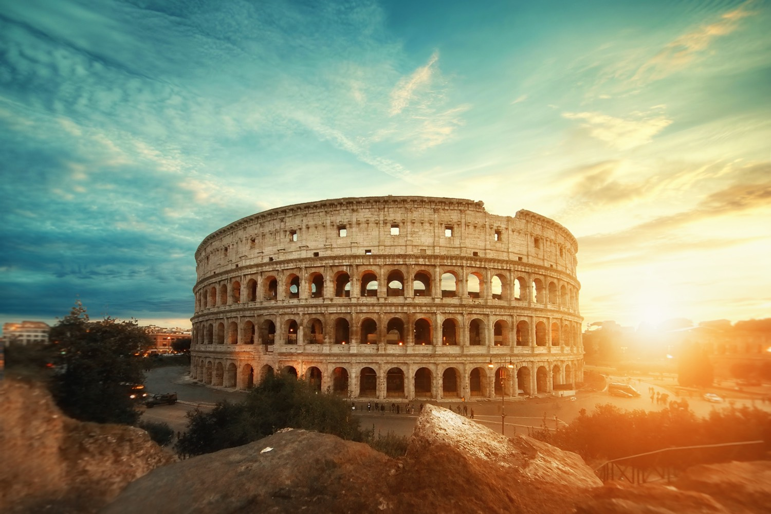 Colosseum in Rom. Foto: Willian West/Unsplash
