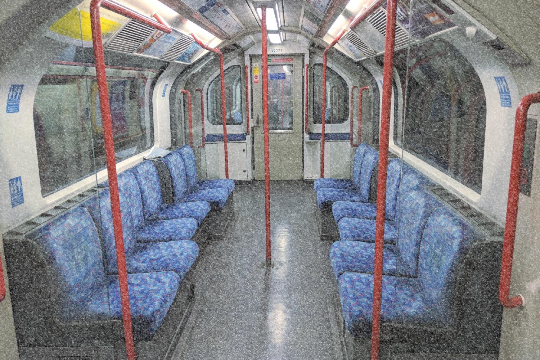 In der U-Bahn gefangen zum Höhepunkt der eigenen Kreativität? Notizen machen! Foto: Darren Coleshill / Unsplash