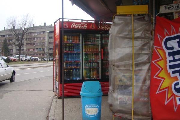 Belgrade street kiosk flickr vasenka photography